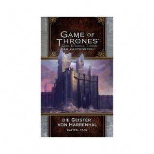 GoT Kartenspiel - Der Eiserne Thron 2. Edition D - Die Geister von Harrenhal - Kd5K 5