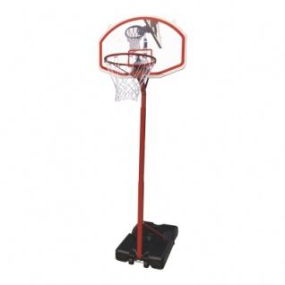 Basketballkorb freistehend max.200cm