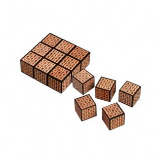 Sudoku Fun - Level 2 - 9 Puzzleteile
