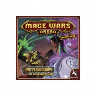 Mage Wars Arena - Battlegrounds - Die Vorherrschaft