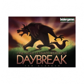 One Night Ultimate Werewolf - Daybreak Expansion