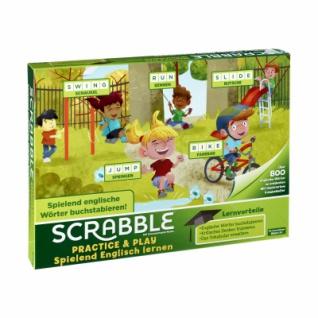 Scrabble - Scrabble Practice & Play - Spielend Englisch lernen