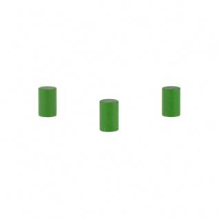 Zylinder - Walze Dia - 10x15mm - grün