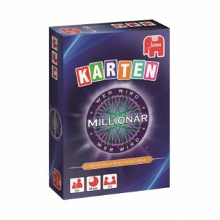 Wer wird Millionär? Kartenspiel