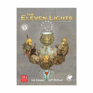 HeroQuest - Elven Lights
