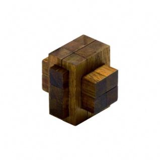 Scorpius - 13 Puzzleteile - Denkspiel - Knobelspiel - Geduldspiel