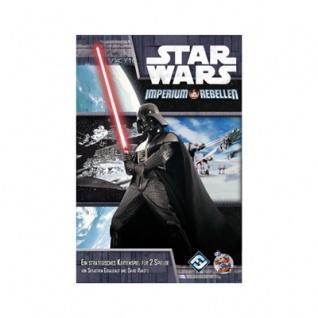Star Wars - Imperium vs Rebellen - deutsch