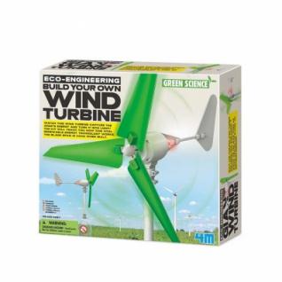 Green Science - Eco Engineering Wind Turbine