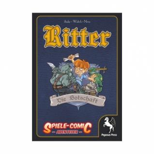 Spiele-Comic Abenteuer - Ritter #2 (Hardcover) (AT) - Vorschau 2