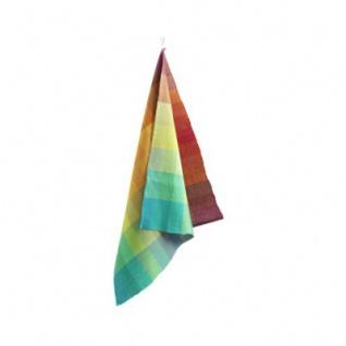 Küchentuch - Regenbogen - 70 x 70 cm