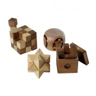 IQ Puzzles - 4 verschiedene Spiele
