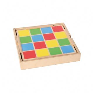 Zuordnungsspiel Farben und Formen - Vorschau 2