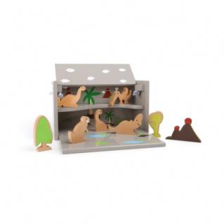 Spielbox Dinosaurier
