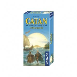 Catan - Seefahrer 5-6 Spieler - Neu