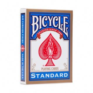 Bicycle Standard - die USA Spielkarten - Pokerkarten - Papier