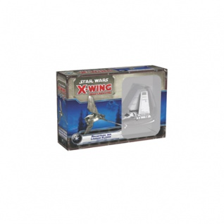 Star Wars X-Wing - Raumfähre der Lambda-Klasse - Erweiterung-Pack