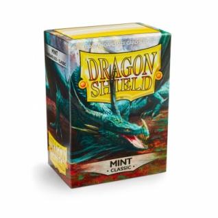 Dragon Shield - Mint (100 Stück)