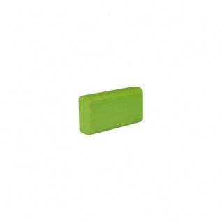 Baustein - Leiste klein - 50x12, 5x25 mm - hellgrün