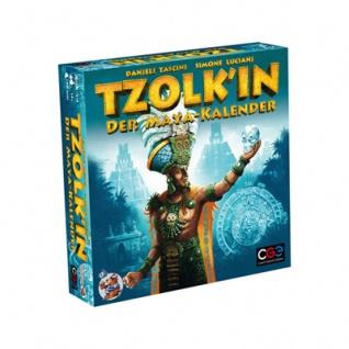 Tzolkin - Der Maya-Kalender