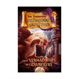 Die Welt der 1000 Abenteuer 1 - Das Vermächtnis des Zauberers