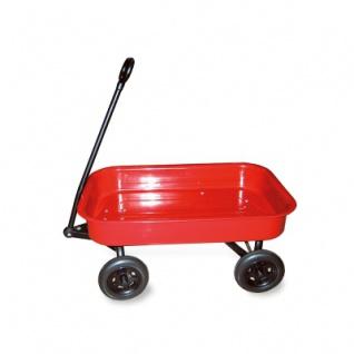 Handwagen Blech - groß