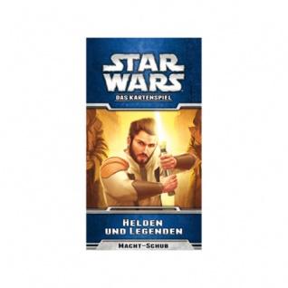 Star Wars Kartenspiel LCG - Helden und Legenden - Echos der Macht Zyklus 1