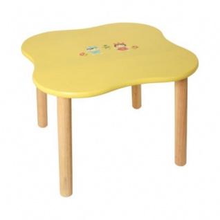 Kindertisch Froschkönig pastell - 59 x 59 x 44cm