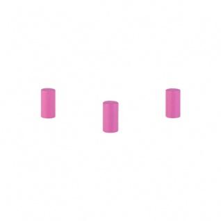 Zylinder - Walze Luna - 8x15mm - rosa