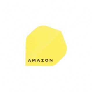 3 x Fly Amazon - Standard Flight - gelb - Polyester - 100 My