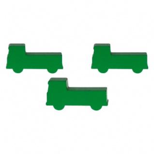 LKW - 45x22x12mm - grün