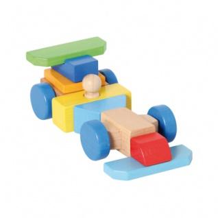 Konstruktionsspiel Fahrzeug