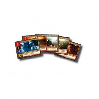 Spartacus - Extrakarten (5er Pack)