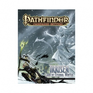 Pathfinder - Campaign - Land Eternal Winter