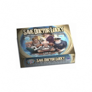 Kill Doctor Lucky - Save Doctor Lucky Luxus Edition