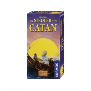 Catan - Entdecker und Piraten 5-6 Spieler - Neu