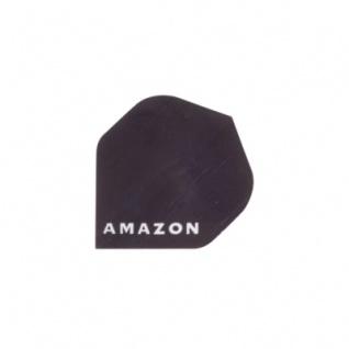 3 x Fly Amazon - Standard Flight - schwarz - Polyester - 100 My