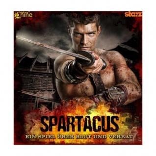 Spartacus - Ein Spiel über Blut und Verrat DEUTSCH