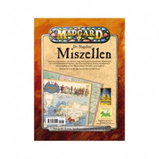 MIDGARD Abenteuer 1880 - Miszellen