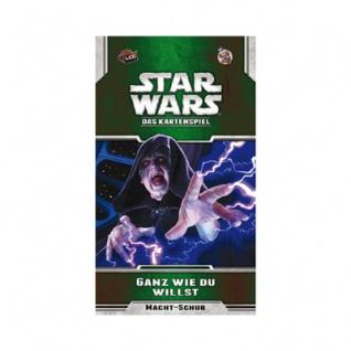 Star Wars Kartenspiel LCG - Ganz wie du willst - Endor-Zyklus 4