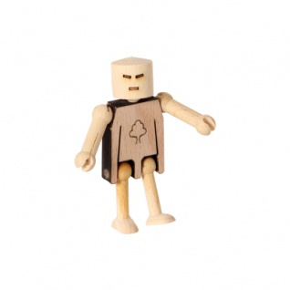 Woodheroes Spielfigur - Vorschau 1