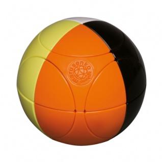 Sphere Contrast orange - gelb - weiß - schwarz Level 4