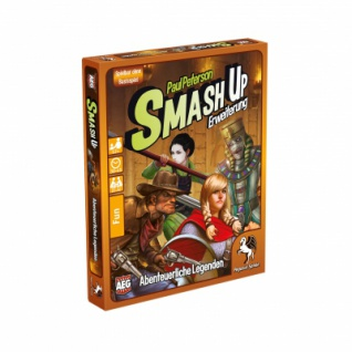 Smash Up - Abenteuerliche Legenden