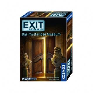 EXIT- das Spiel - Das mysteriöse Museum