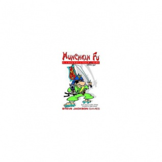 Munchkin Fu - englische Ausgabe