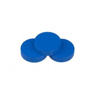Scheibe - Titan - 31x8mm - blau