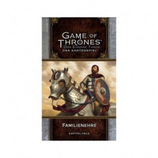 GoT Kartenspiel - Der Eiserne Thron 2. Edition D - Familienehre - Kd5K 3