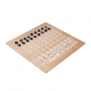 Hasami Shogi - Tablut - 2 klassische Spiele auf einem Spielbrett
