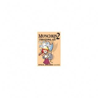 Munchkin 2 - Unnatural Axe - englische Ausgabe
