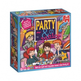 Party & Co. Junior - Vorschau