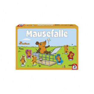 Die Maus - Mausefalle